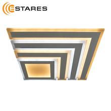 Управляемый светодиодный светильник Geometria Line 100w S-503-WHITE-220-IP44 Maysun Estares