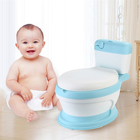 Baby Potty Portable Girl Pee Chair Children Toilet Training Seat Plastic Potty For Boys Girls Child Urinal Nocnik Dla Dzieci