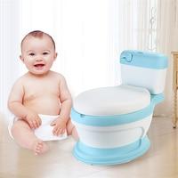 Baby Potty Portable Girl Pee Chair Children Toilet Training Seat Plastic Potty For Boys Girls Child Urinal Nocnik Dla Dzieci