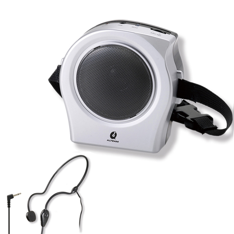 все цены на Mini Portable Tour Guide Voice Amplifier Megaphone Loudspeaker Booster Speaker with Mic for Teachers Classroom Public Speech онлайн