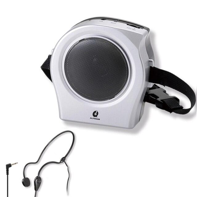 Mini Portable Tour Guide Voice Amplifier Megaphone Loudspeaker