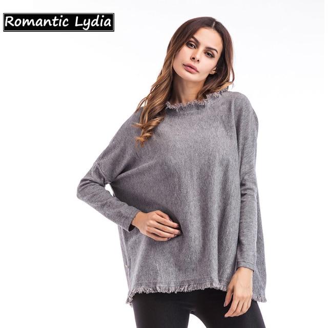 Aliexpress.com : Buy Oversized Sweater Women sweaters and ...