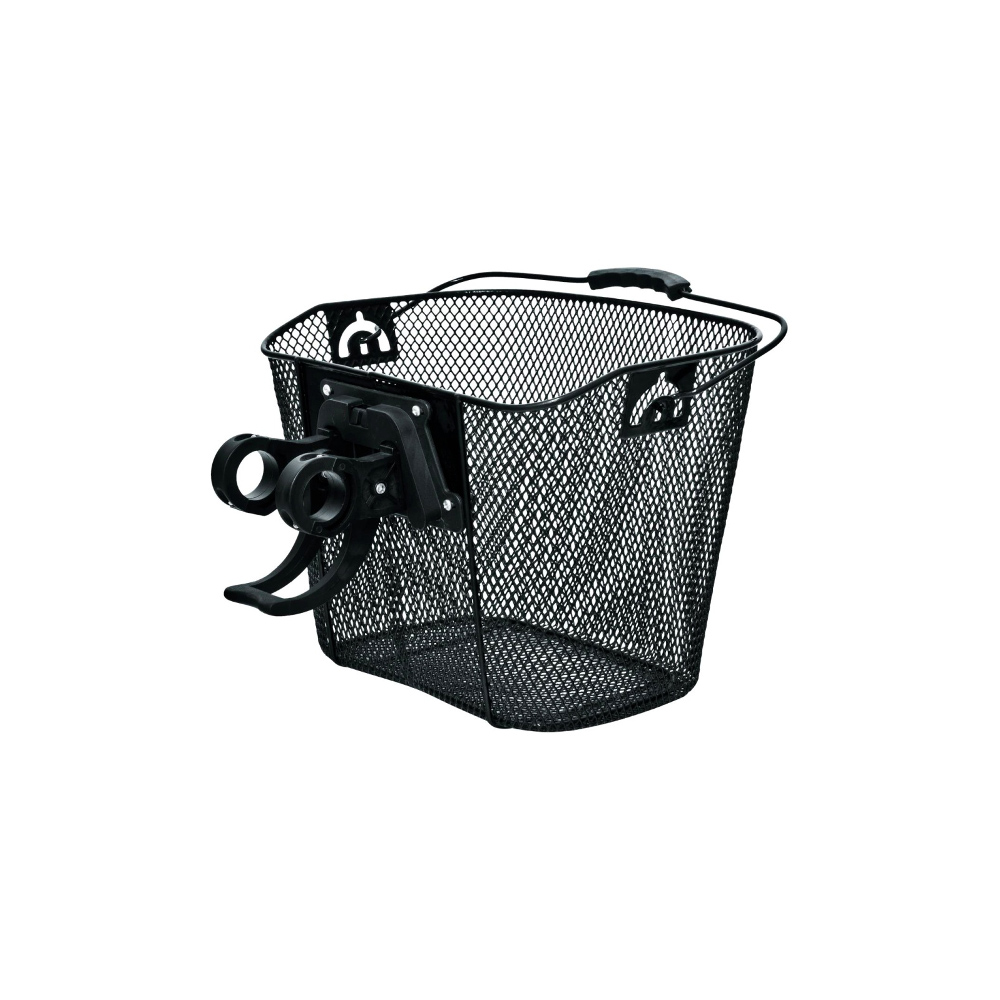 Basket cycling BA-K28 быстросъемная steel