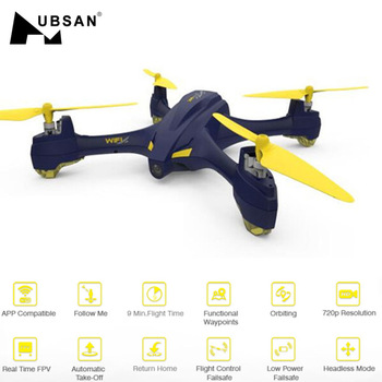 Hubsan H507A X4 Star Pro Wifi FPV With 720P HD Camera GPS Altitude Mode RC Quadcopter RTF Racing Drone VS VISUO E58
