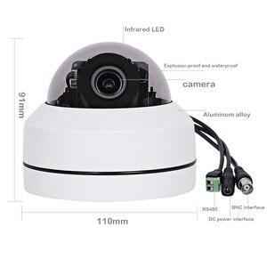 Image 2 - 1080P 5X Zoom 2.5 Inch AHD Camera PTZ Mini PTZ Dome Ngoài Trời VanDa Chống Camera Quan Sát Cho hệ Thống Camera Quan Sát