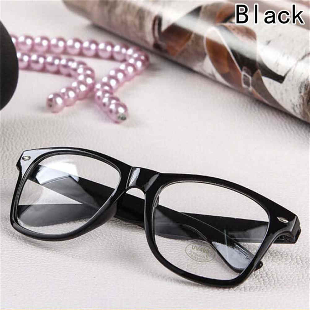 Fashion Men Women Optical Glasses Frame Glasses With Clear Glass Brand Clear Transparent Glasses Women's Men's Frames