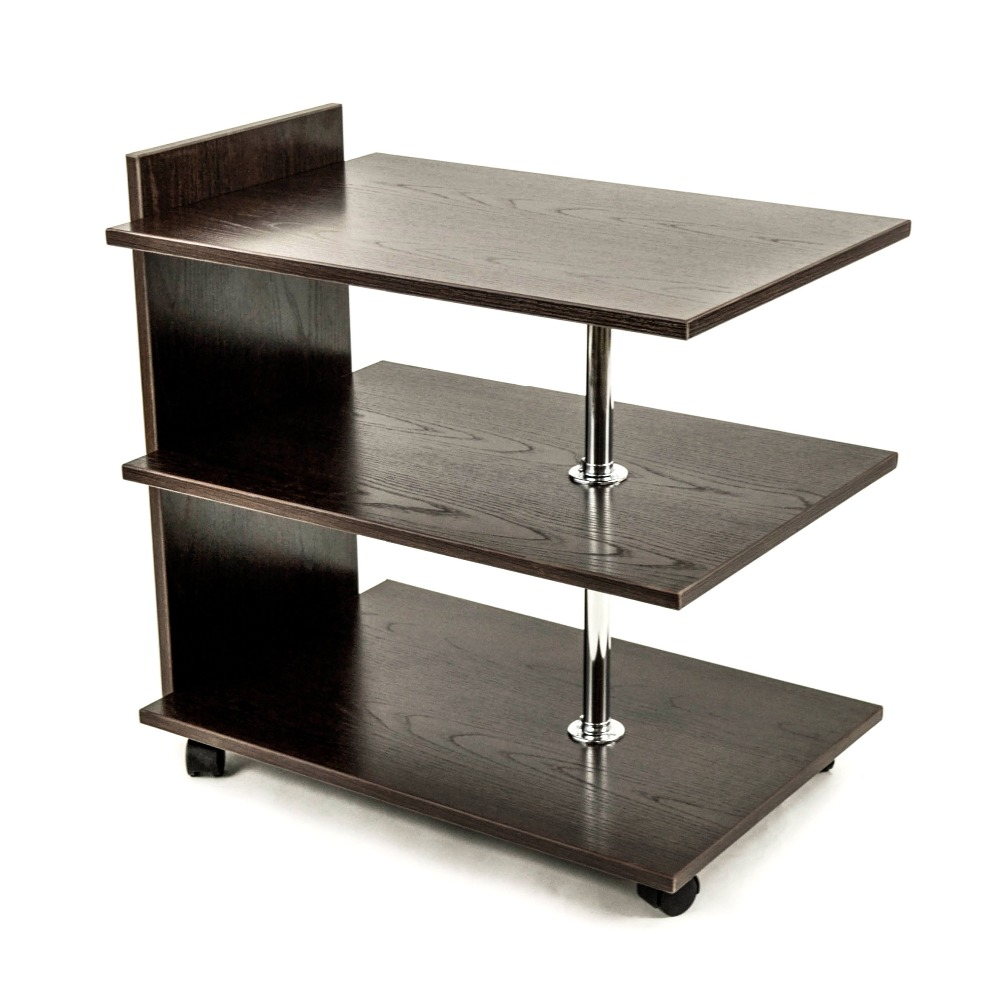 Roll-serving Table, «26a» On Wheels. Furniture For The Living Room, Kitchen, Bedroom. Bedside\computer\kitchen Table On Wheels.