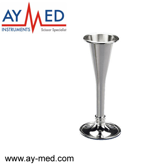 3 pices Pinard fetal head stethoscope (Aluminum) _ surgical instruments - Scissors