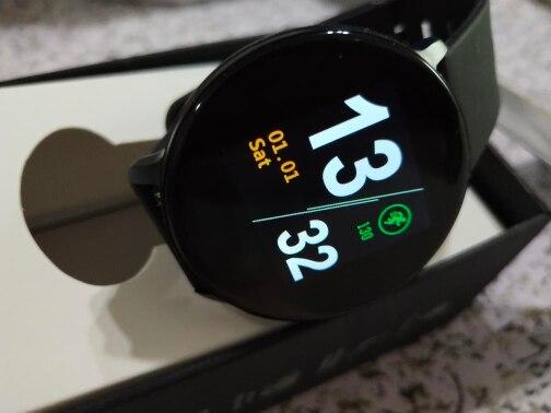 Relógios inteligentes inteligente homens mulheres