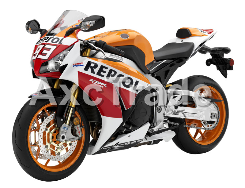 Motorcycle Fairings For Honda CBR1000RR CBR1000 CBR 1000 RR 2012 2013 2014 2015 ABS Plastic Injection Fairing Bodywork Repsol push button switch xb4 series zb4bg2 zb4 bg2