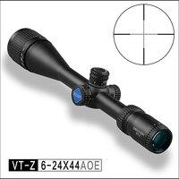 Discoverer VT Z 6 24X44AOE Охота пневматическая винтовка Оптический прицел Снайпер зеркало пистолет, направленный Крест линии