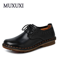 2017 Fashion Summer Style Men Loafers High Quality Genuine Leather Shoes Men Flats Driving Shoes