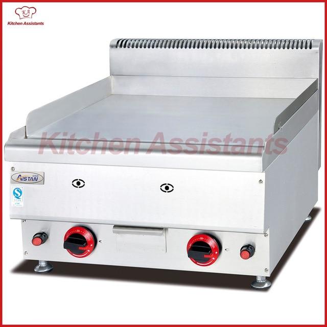 Gh566 Wajan Gas Dengan Semua Datar Hot Plate Dari Peralatan Dapur