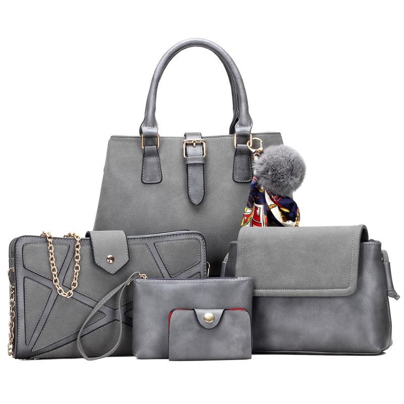 European and American women luxury handbags designer composite bag All-match high-capacity retro shoulder bags bolsa feminina composite structures design safety and innovation
