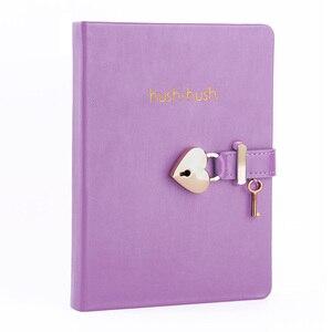 Image 4 - HUSH HUSH MY SECRET DIARY 2.0, Lined/Ruled Journal Notebook