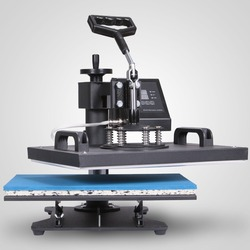 Heat Press 5 in 1 Multifunction Sublimation Heat Press Machine