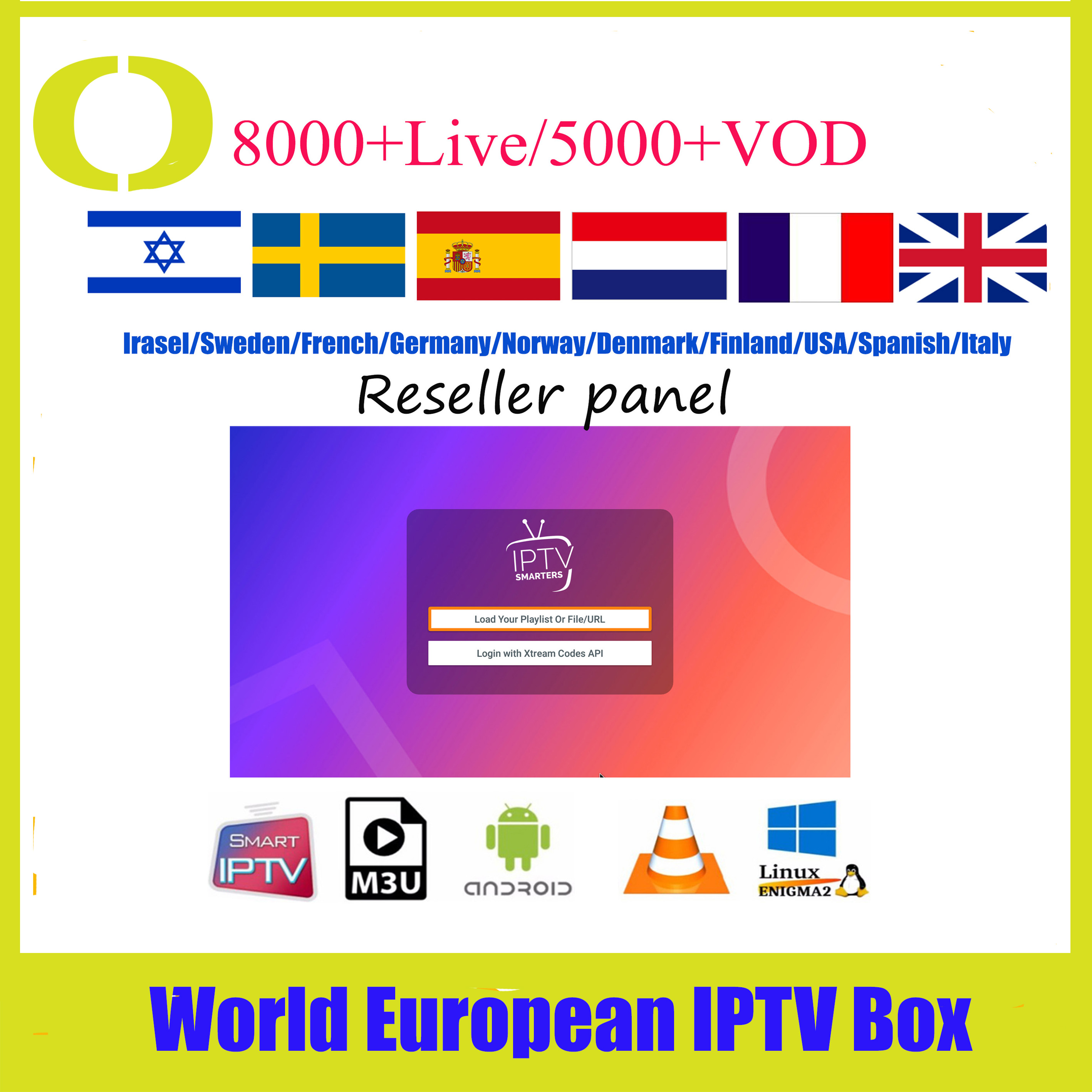 best top 10 iptv swedish channels ideas and get free shipping