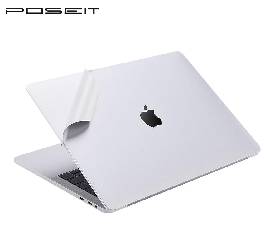 Full Silver Outside protector Guard Cover Case Skin For font b Apple b font font b