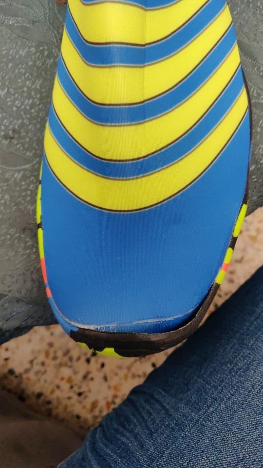 2018 Men woman beach shoes photo review