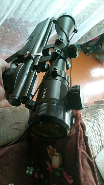 Lunetas Riflescopes Optics Sniper Tático