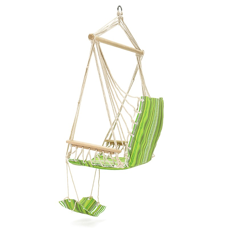 SGODDE Swing Hammock Hanging Chair Air Outdoor Garden Beach Patio Yard Tree 330Lbs Max Tree Hanging Hammocks Hot Sale garden swing for children baby inflatable hammock hanging swing chair kids indoor outdoor pod swing seat sets c036 free shipping