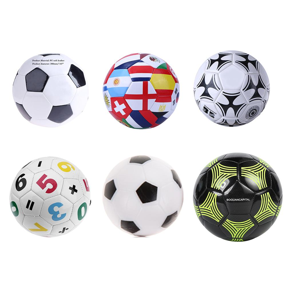 2019 High Quality Champions League Official Size 5 Football Ball Material TPU Professional Competition Train Durable Soccer Ball