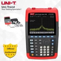 UNI-T UTS1020 портативный анализатор спектра; 9 кГц до 2,6 ГГц анализатор спектра, 1 Гц Разрешение, USB Связь