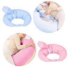 Детские подушки для мам для грудного вскармливания, подушка с хлопковой талией, подушка для младенцев, u-образная Подушка для кормления, подушки для мам для малышей