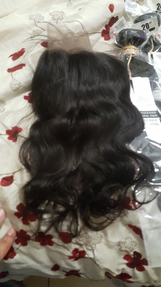 Beauhair Malaysian Body Wave Human Hair Weave 2 Or 3 Bundles With 13*4 Lace Frontal Closure Non Remy With Bundles Hair Extension
