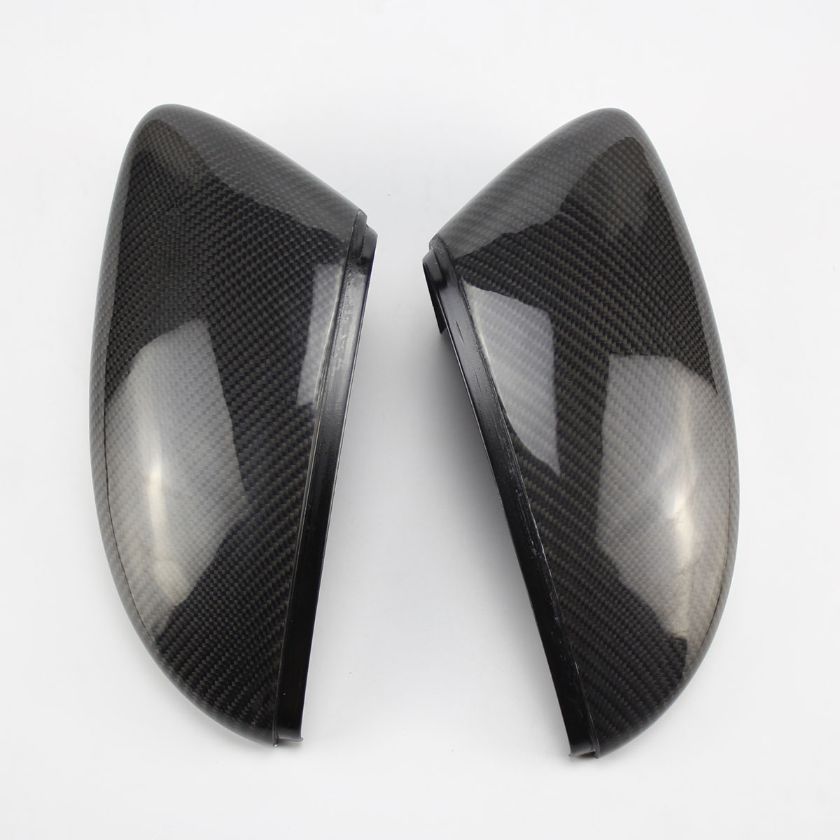 1:1 Pair Replace Cap Clasp Carbon Fiber Side Wing Cap Mirror Cover for VW Passat CC B7 abs mirror cover chrome matt painted cap side mirror housings for volkswagen jetta golf 5 passat b6 ct
