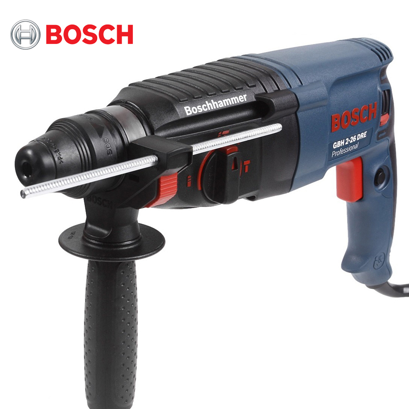 Electric rotary hammer Bosch GBH 2-26DRE men s rechargeable rotary electric shaver