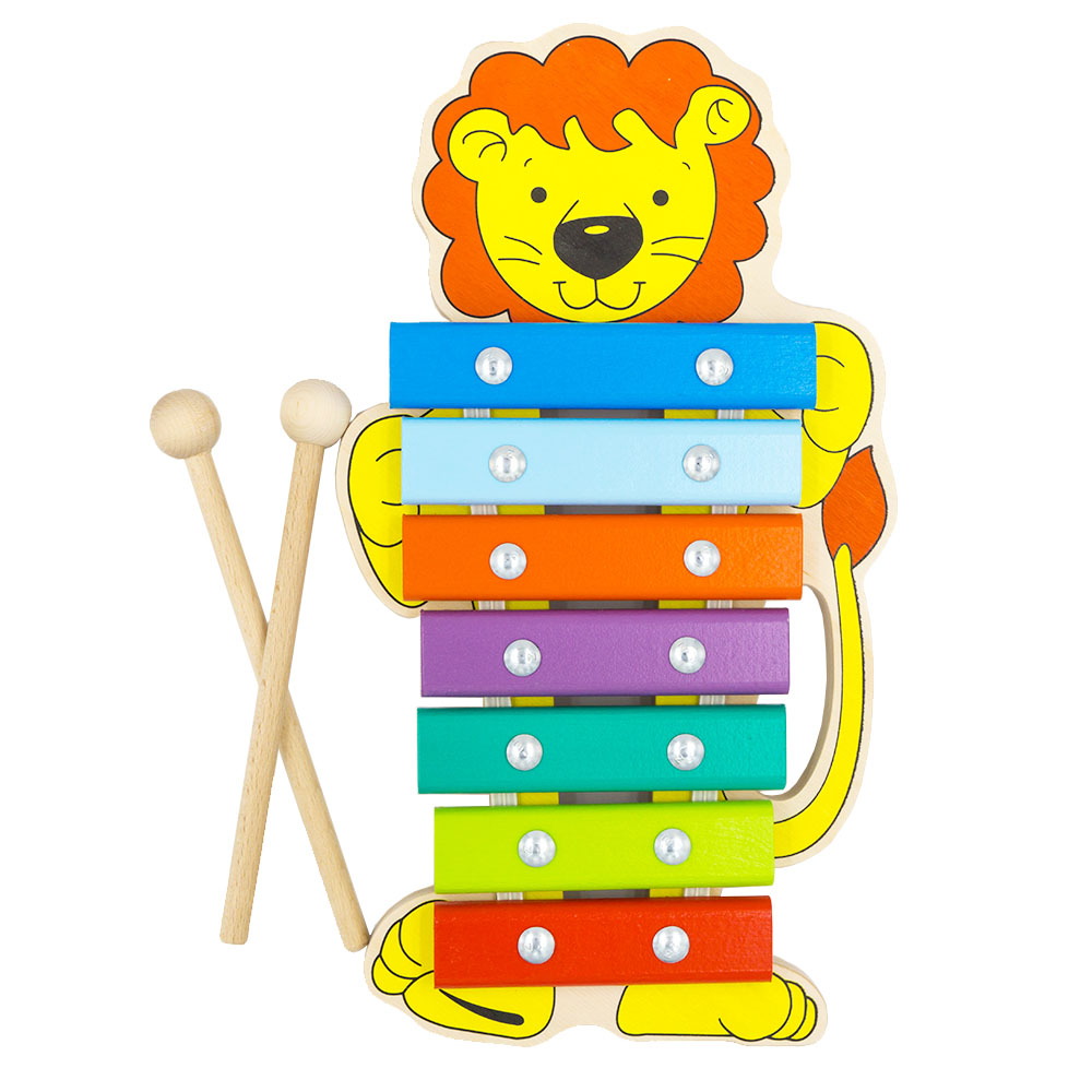 Toy Musical Instrument Alatoys KC0704 play glockenspiel xylophone music toys for boys girls sassy seat doorway jumper 5 toys with musical play mat