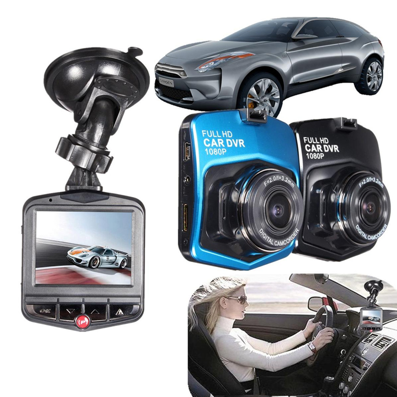 Driving Recorder Camcorder Durable DVR Car Camera Loop Recording with Bracket 1080P Premium Dash Cam 2.31 Inches Smart