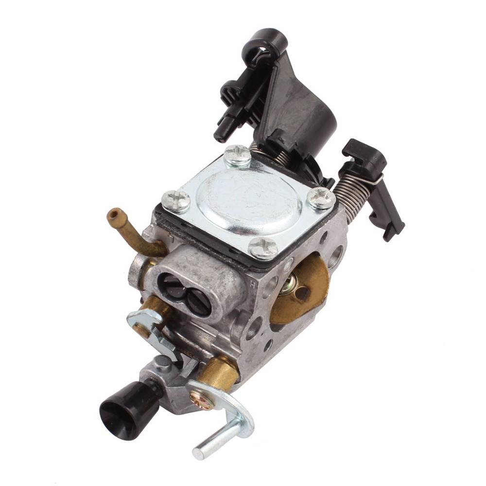 UXCELL Carburetor For ZAMA Chainsaw Parts Lawn Mower EL37 Carburador Carb Ideal Replacement Generators Silver Tone Accessories