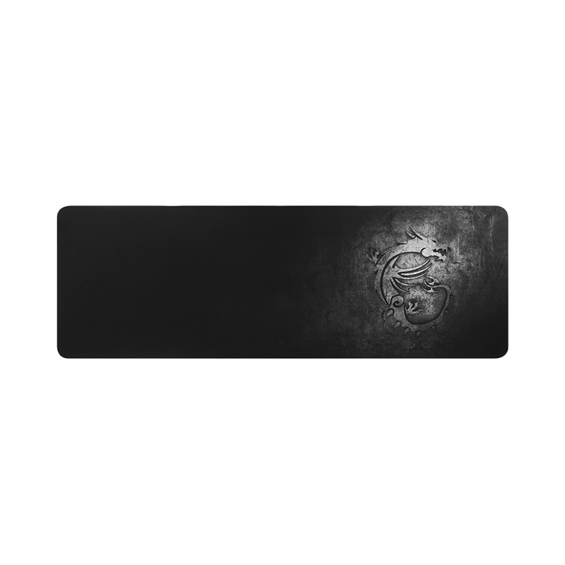 Mouse Pad MSI GAMING Mousepad XL weyes ms 929 wired 6 key usb 2 0 800 1000 1600 2400dpi optical gaming mouse black green