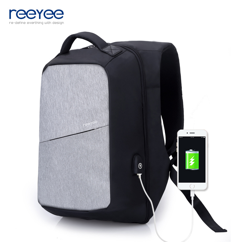 R New Arrivals Men Backpack For 15.6inches Laptop Backpack Large Capacity Casual Style <font><b>Bag</b></font> Water Repellent Backpack Sale-Seller
