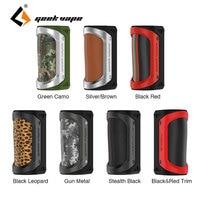 Original 100W GeekVape Aegis TC Box MOD Waterproof Shockproof dustproof fit 18650/26650 Battery Electronic Cigarette Rubust Vape
