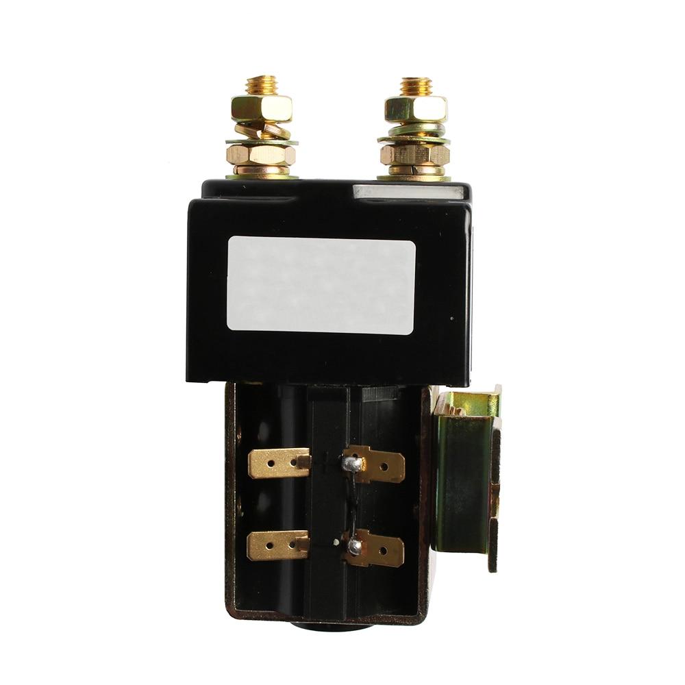 400A DC Contactor Normally Open 12V 24V 36V 48V 60V 72V DC Contactor CZW400A for forklift
