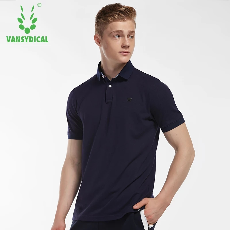Men s Sports Polos Shirts Tops Cotton Breathable Running T Shirts Fitness Workout Short Sleeve Sportswear
