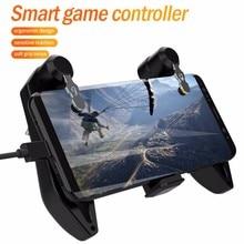 S6 PUBG Game Controller Gamepad Joystick Aluminum Metal Trig