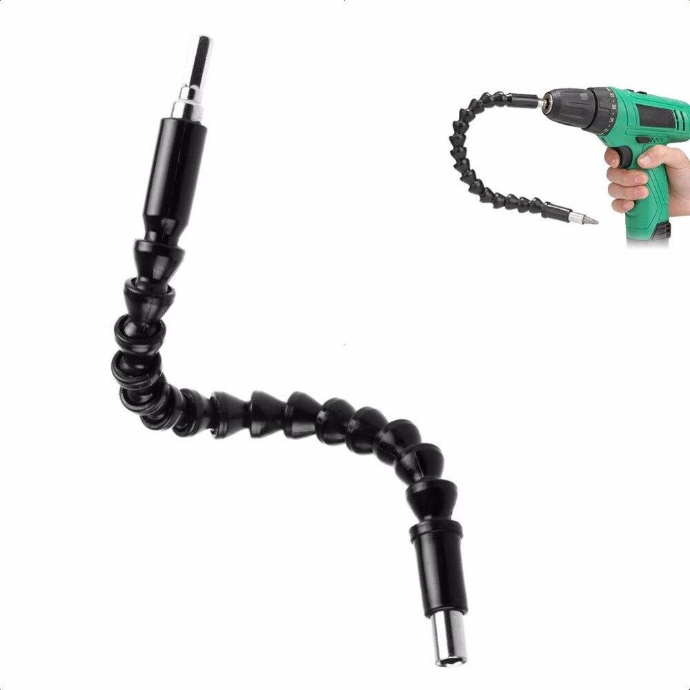 Ketten 1/4 Flexible Welle Elektronische Bohrer Schraubendreher Bit Halter Verbinden Link Multitul Hex Schaft Verlängerung Bit Multitool