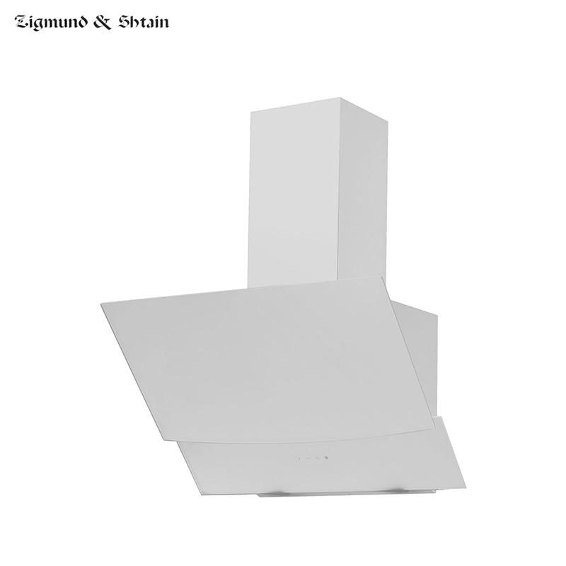Fireplace hood Zigmund&Shtain K 221.61 W Home Appliances Major Appliances Range Hoods for kitchen|Range Hoods| |  - title=