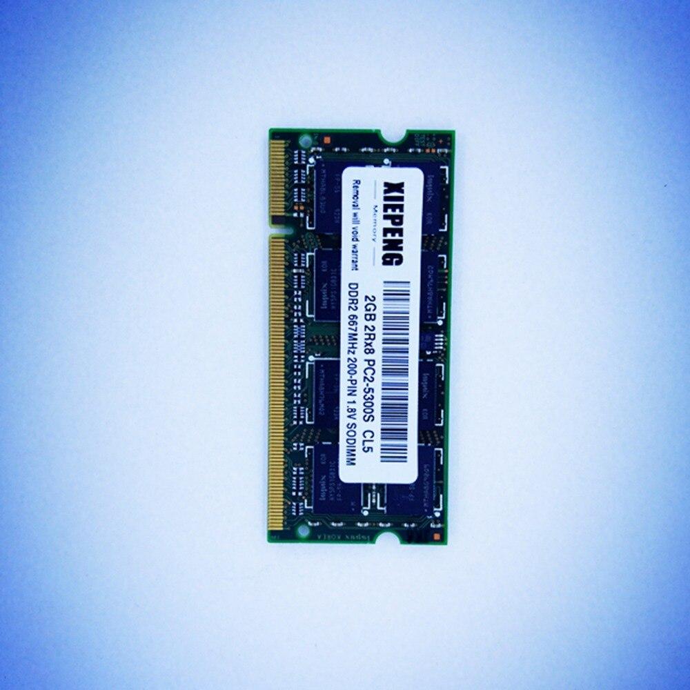 Laptop RAM 4GB 2Rx8 PC2-5300S DDR2 2gb 667 MHz 2G Pc2 5300 For ACER 4710G 4715 4720 4535 4732Z 4735Z 4736Z 4720 Notebook Memory
