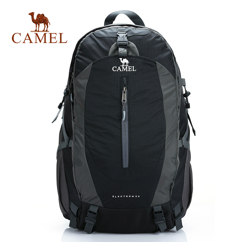 CAMEL 50L Backpack New Multi function Casual Sports Backpack Running Bags For Hiking Traveling Outdoor Backpack