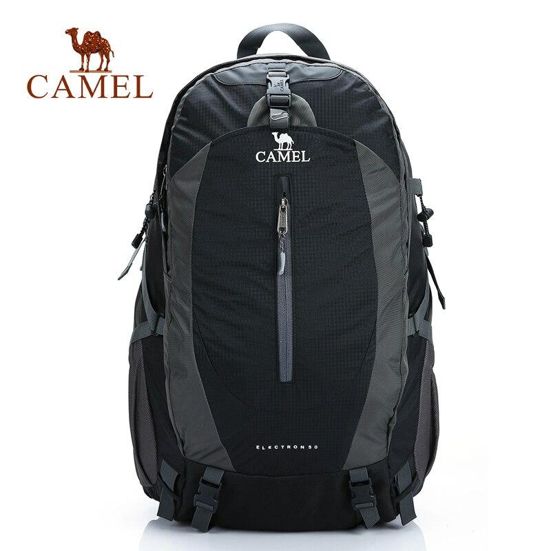 CAMEL 50L sac à dos nouveau multi-fonction décontracté sport sac à dos sacs de course pour la randonnée voyage en plein air sac à dos pour hommes et femmes