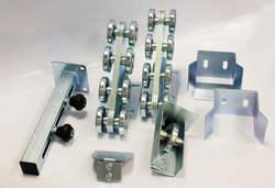 Комплект для раздвижных ворот KIT5 без рельса Комплект для ворот 600кг Комплект для автоматизации ворот