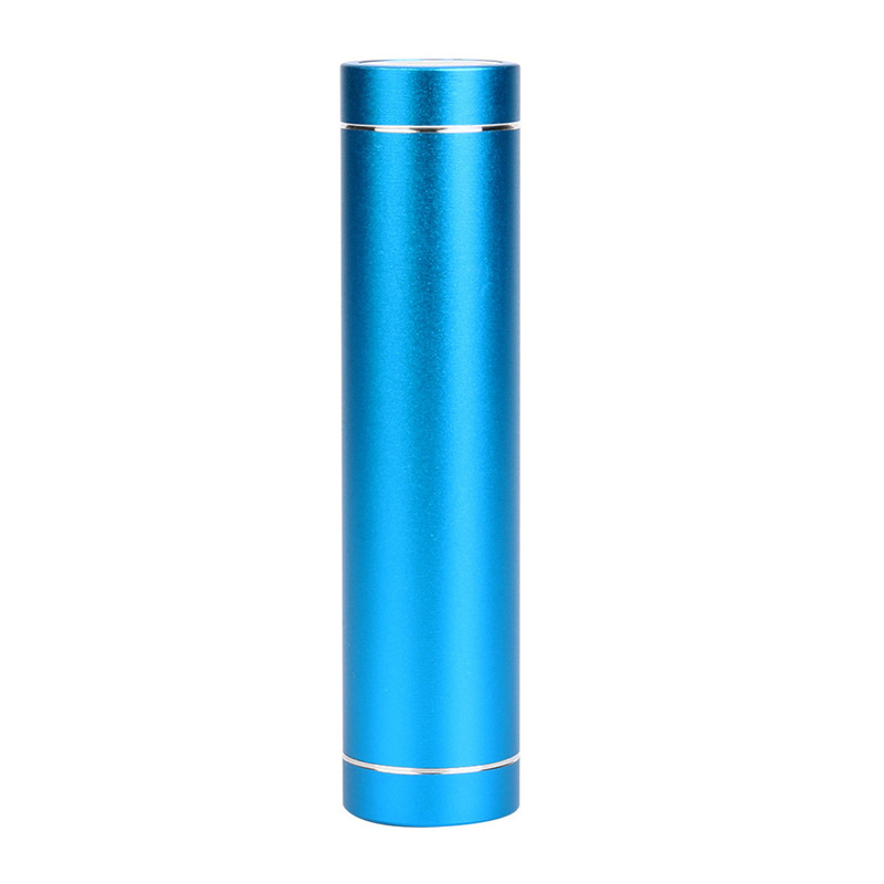 Top Sale Arrivals Colorful Cylinder <font><b>Power</b></font> <font><b>Bank</b></font> <font><b>3000mAh</b></font> Portable USB External Battery Charger Powerbank For iPhone <font><b>Xiaomi</b></font> Samsung image