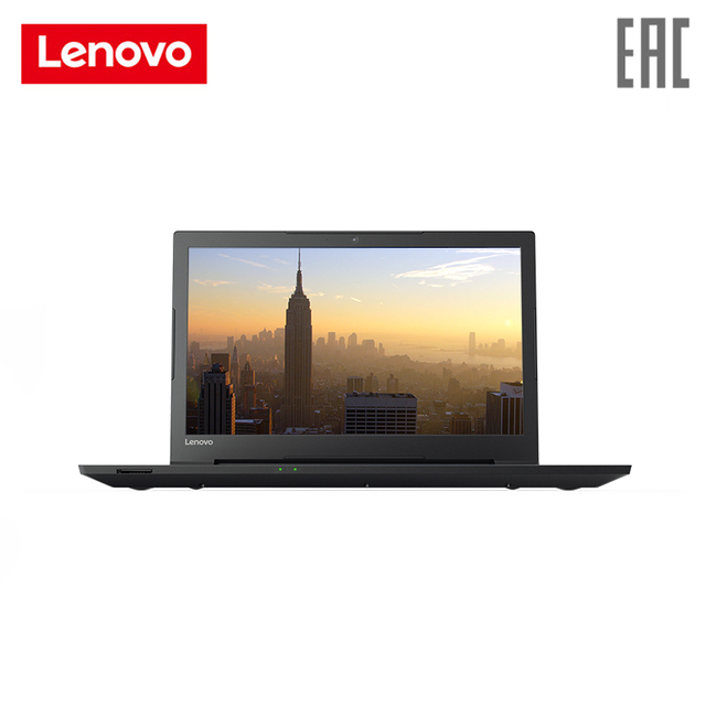 """Ноутбук lenovo V110-15AST 15,6 """"HD, AMD A6-9210, 4 ГБ, 500 ГБ, DVD-RW, DOS, (80TD003XRK)"""