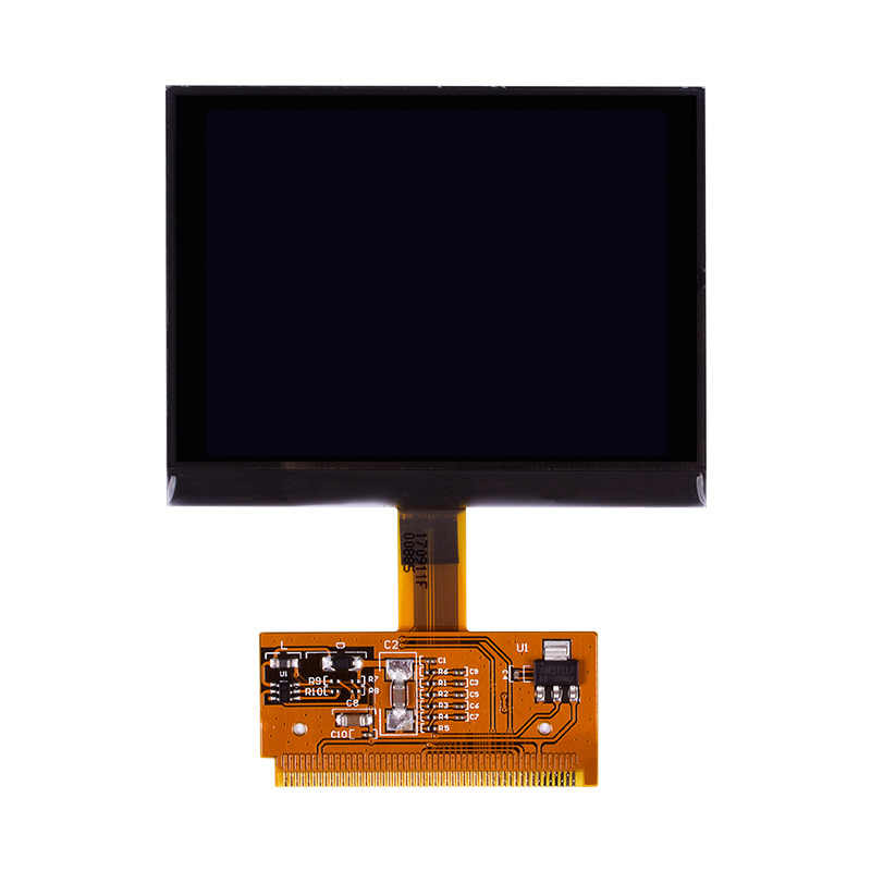LCD For Car Audi Display Screen for Audi A3 A4 A6 S3 S4 S6 VDO for V-W VDO LCD Cluster Instrument Cluster Dashboard Pixel Repair