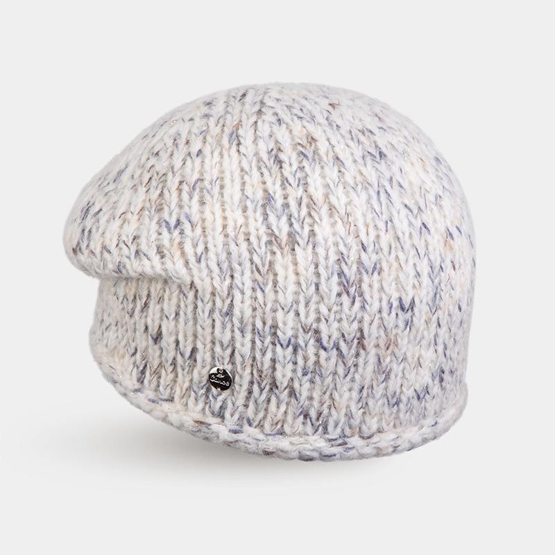 Hat Woolen hat Canoe 4715100 FOTURINA stylish woolen beanie winter hat cap camouflage